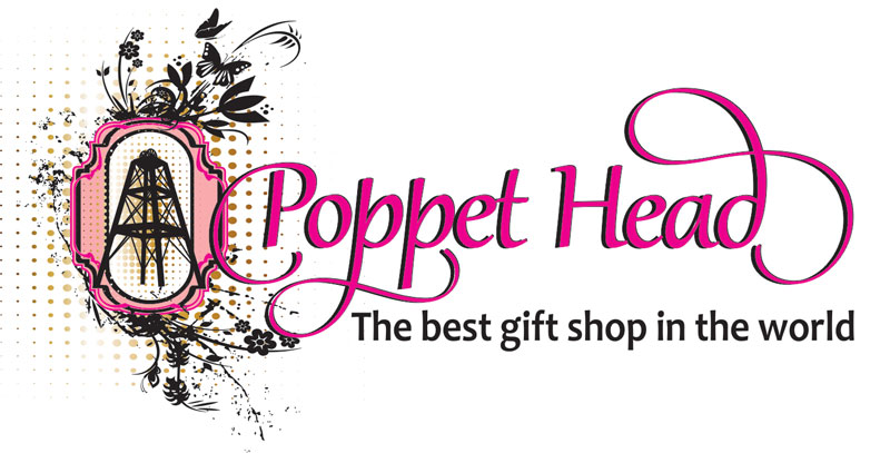 Poppet Head logo