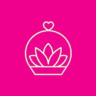 A plant icon